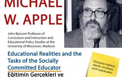 Eğitimin Gerçekleri ve Toplumsal Sorumluluk Üstlenen Eğitimcinin Görevleri Konferansı