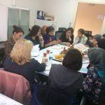 Gönüllülerle Eğitim Çalışması